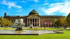 Kulturfahrt nach Wiesbaden mit Fahrt auf den Neroberg